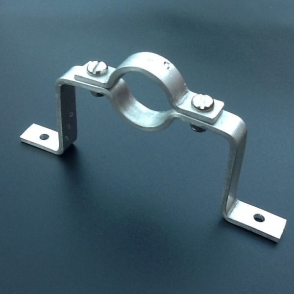 Bridge Clamp Pipe Bracket Single Port 25mm Pipe Clamp Brackets