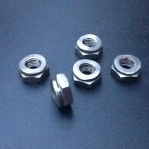 "BSF Aerotight Locking Nuts 3/8"" BSF"