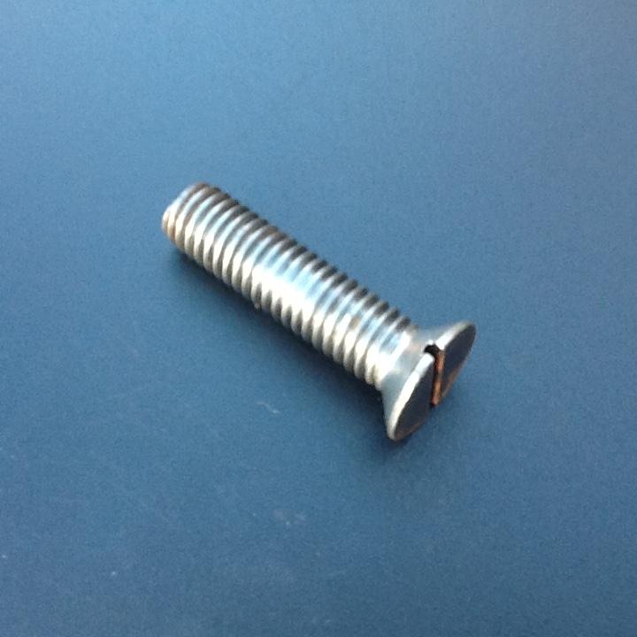 """BSW Whitworth Steel Grub Screws.....Qty 10 5//16/"""" X ⅜"""