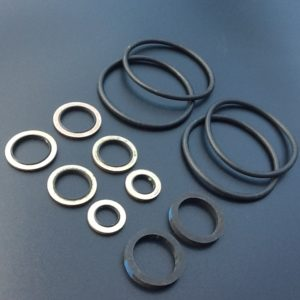 Rubber Seals And Bonded Washers Assortment