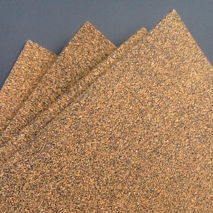 Nitrile Rubber Bonded Cork Sheet Gasket Material