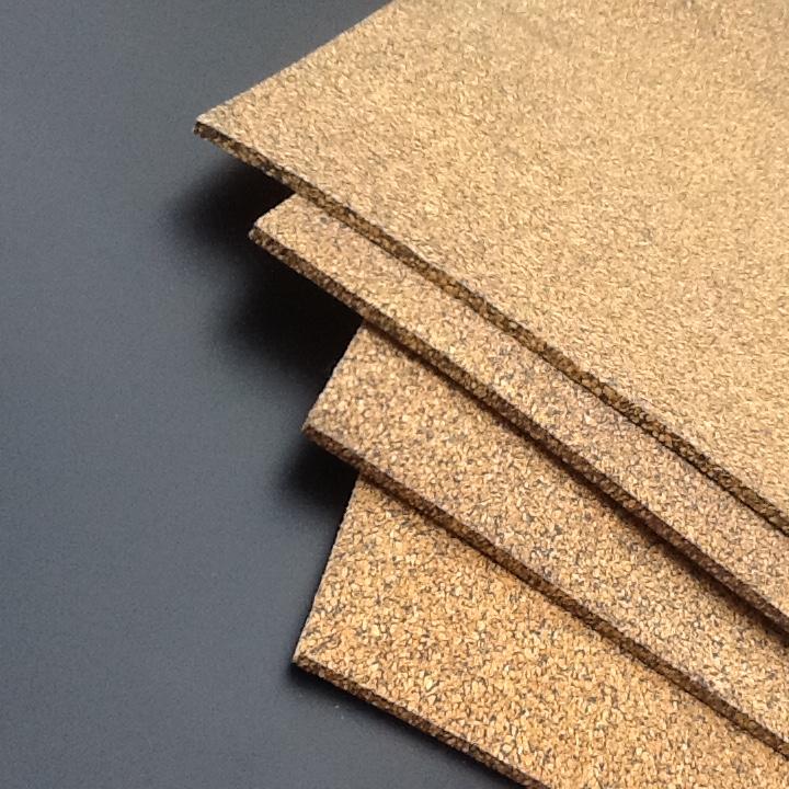 Nitrile Rubber Bonded Cork Gasket Material