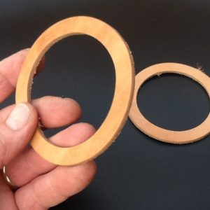 Leather Gasket Washers
