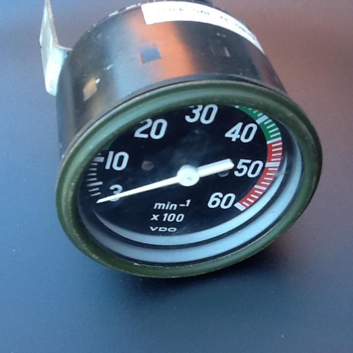Tachometer Gauge Engine Rev Counter Tachometer Gauge VDO