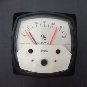 Crompton Parkinson Power Gauge 057-302