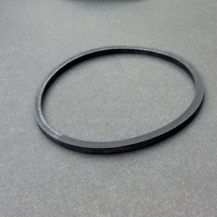Rubber Sealing Ring O Ring BS234 Square Profile 75mm Inside Diameter