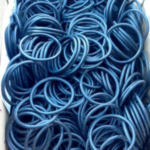 BS124 Imperial Nitrile Rubber O Rings 31.42mm ID