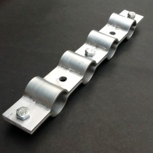 Industrial Cable Ladder Cable Clamps Heavy Duty