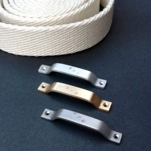 Webbing Bridges Stainless Steel Brass Copper Aluminium