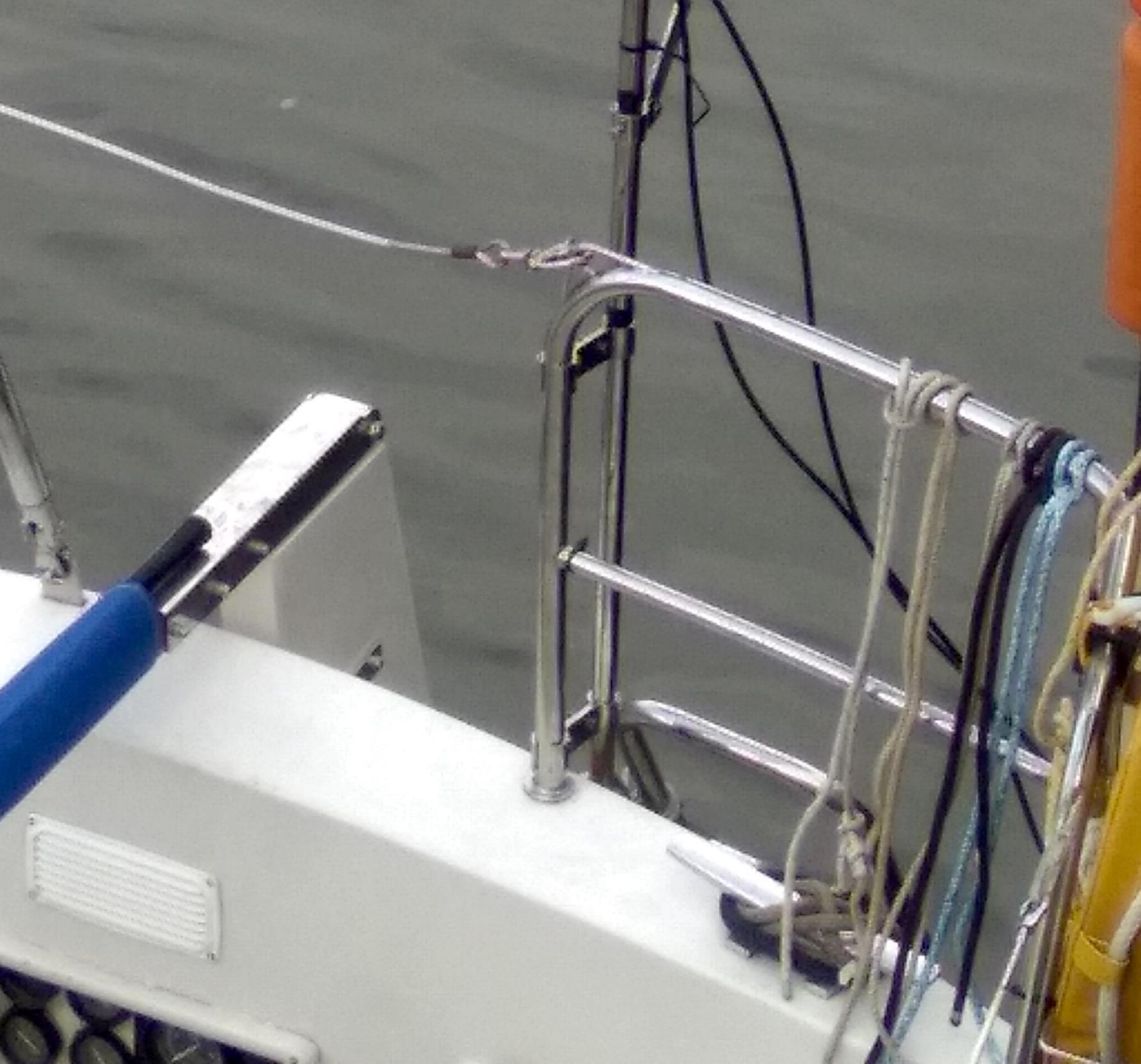 30mm 22mm Pole Bracket For Marine Solar Panel Installation